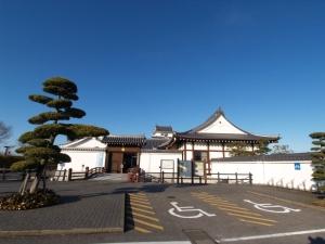 千葉県野田市関宿城